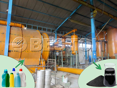 waste-plastic-to-oil-plant