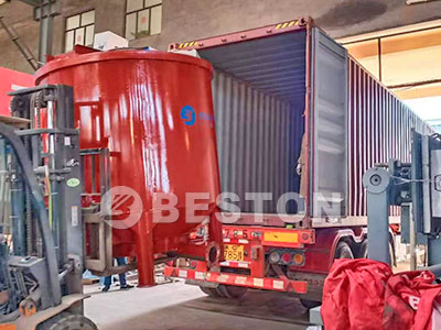BTF-5-8-egg-tray-machine-will-be-shipped-to-India