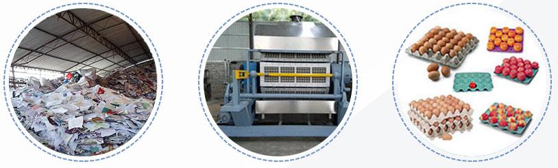 Beston pulp molding machine