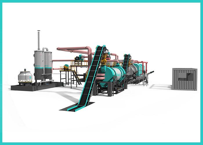 Charcoal Making Machine Manufacturer (1)