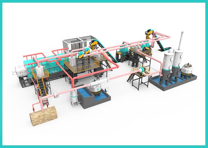 Charcoal Making Machine Manufacturer (2)