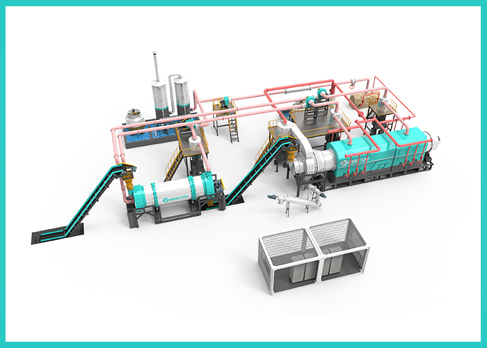 Charcoal Making Machine Manufacturer (3)