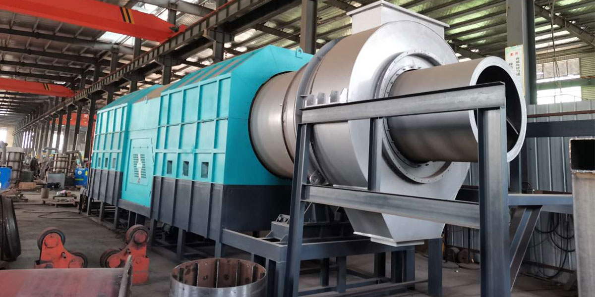 Charcoal Making Machine Supplier