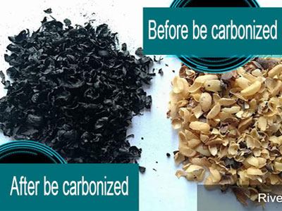 End Product Of Charcoal Making Machine 01